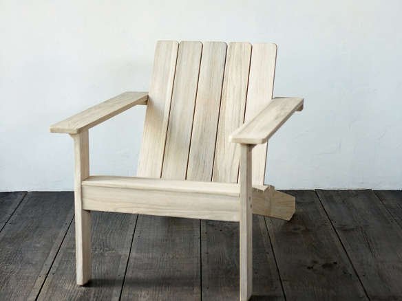 10 Easy Pieces: Adirondack Chairs