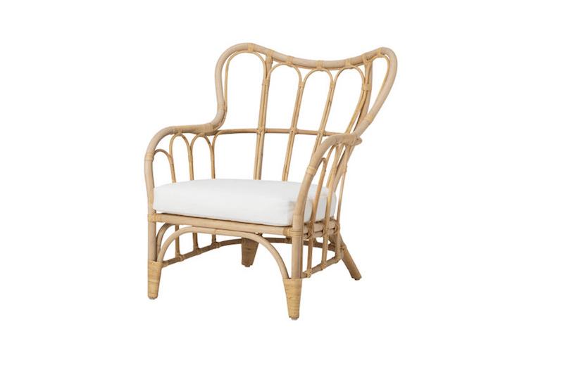 An Ikea Mastholmen Armchair Is $100.