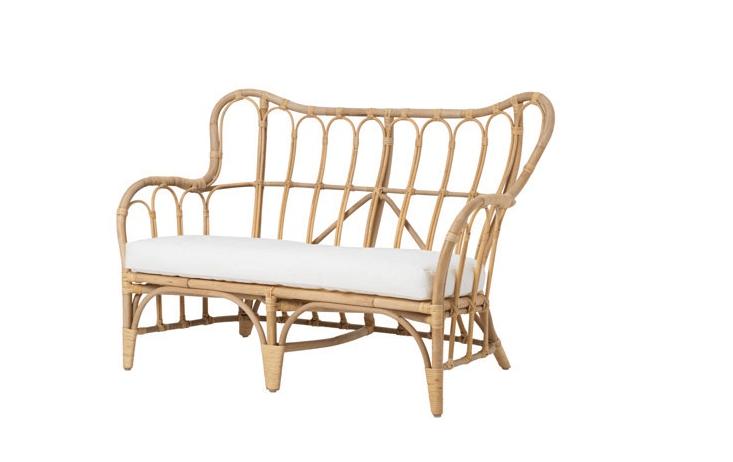 Ikea Rattan Sofa Masholmen Outdoor Patio Furniture
