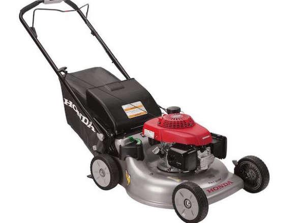 Lawn Mower Honda Variable Speed Gas Self Propelled