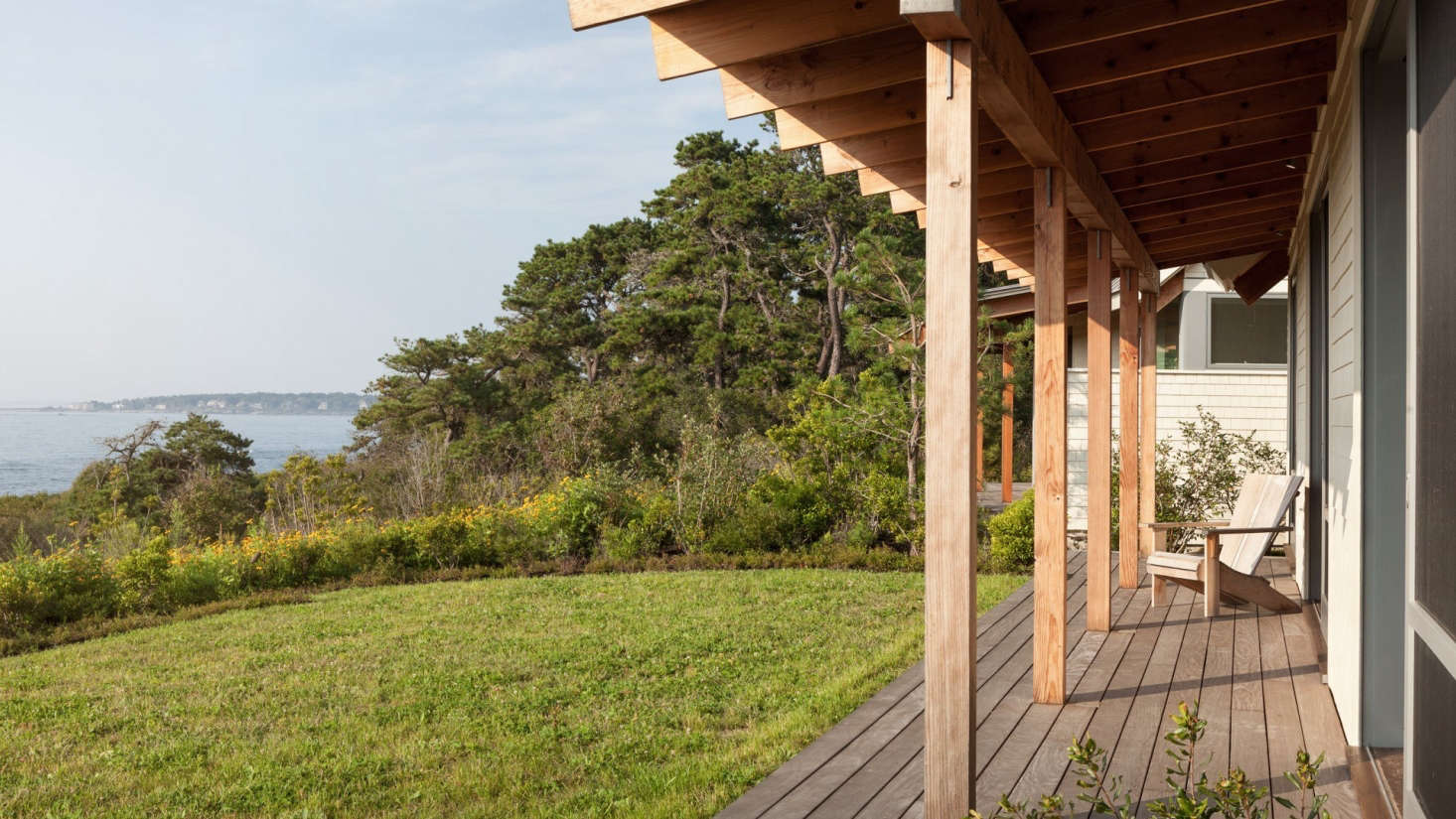 The Ultimate Indoor Outdoor House On 36 Acres In Coastal