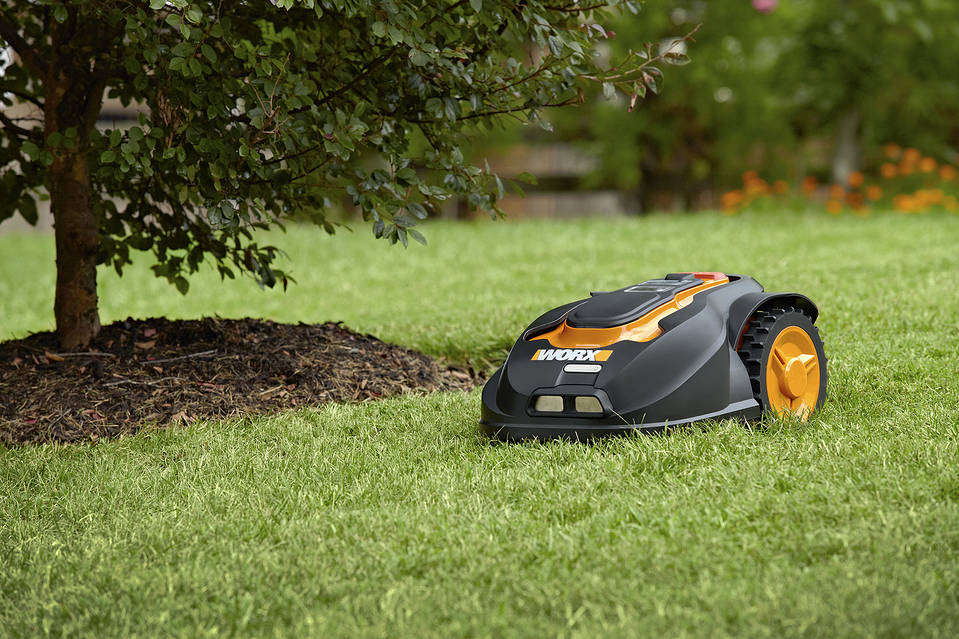 robotic lawn mowers are they worth it gardenista