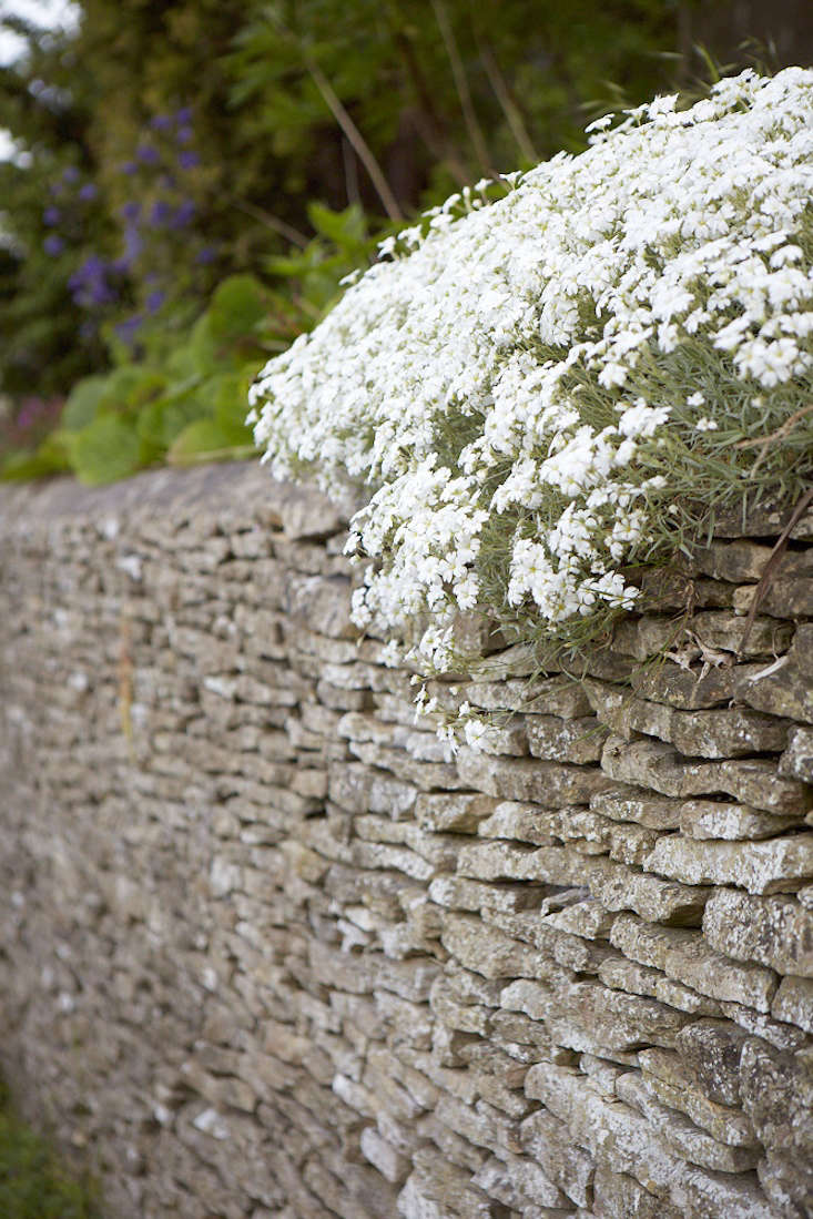 Photograph by Britt Willoughby Dyer. For more, see Hardscaping 101: Dry Stone Walls.
