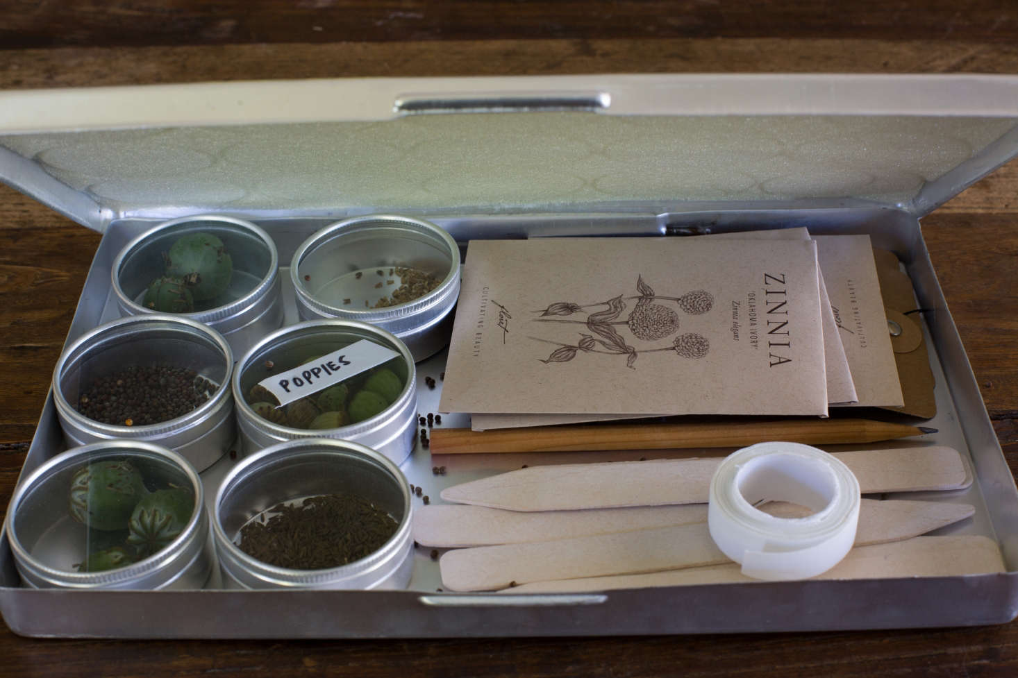 See tips for assembling your own seed-saving supplies in Seed Savers: Essentials for a DIY Kit. Photograph by Mimi Giboin.