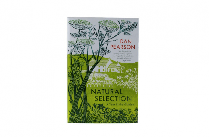 Dan Pearson Natural Selection: A Year in the Garden book cover.