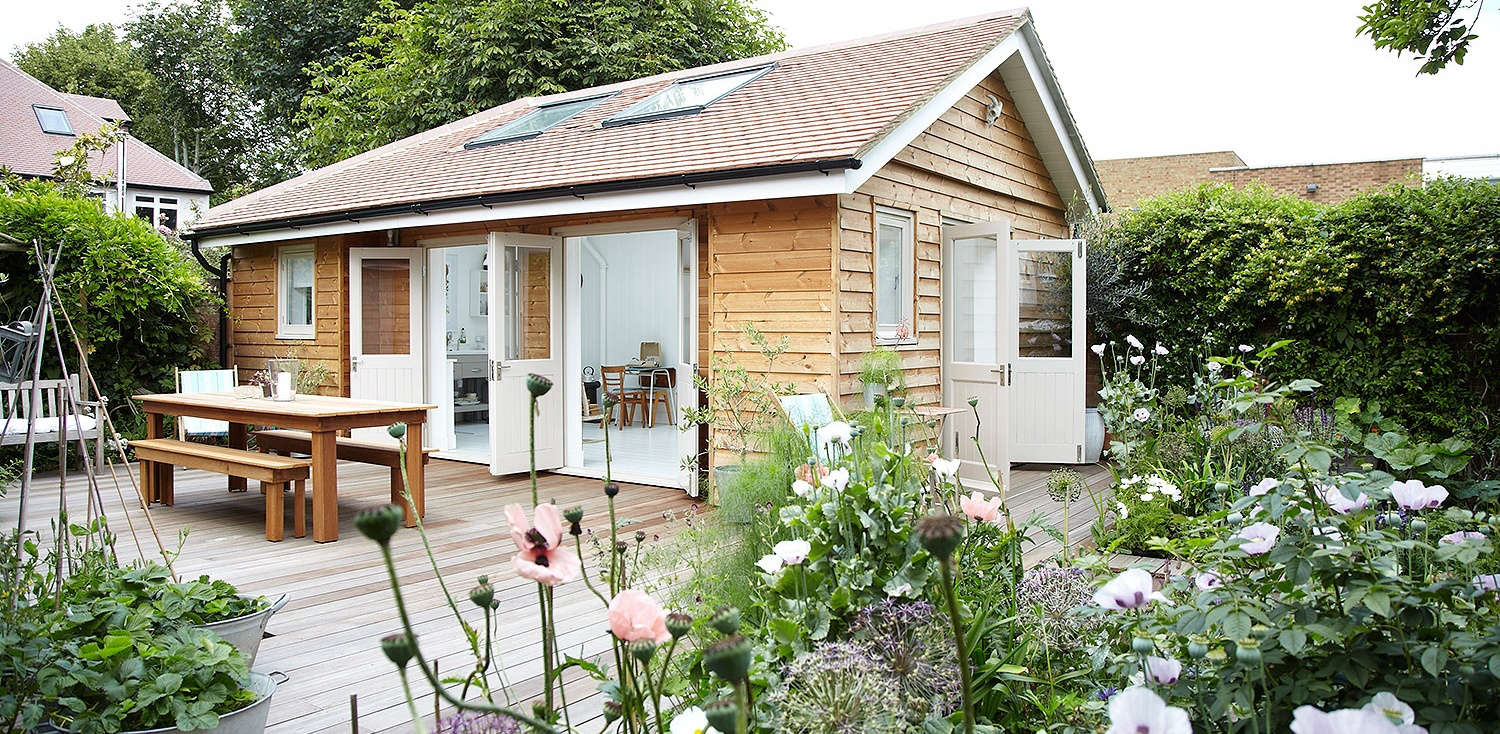 outbuilding of the week a tiny summerhouse in south london