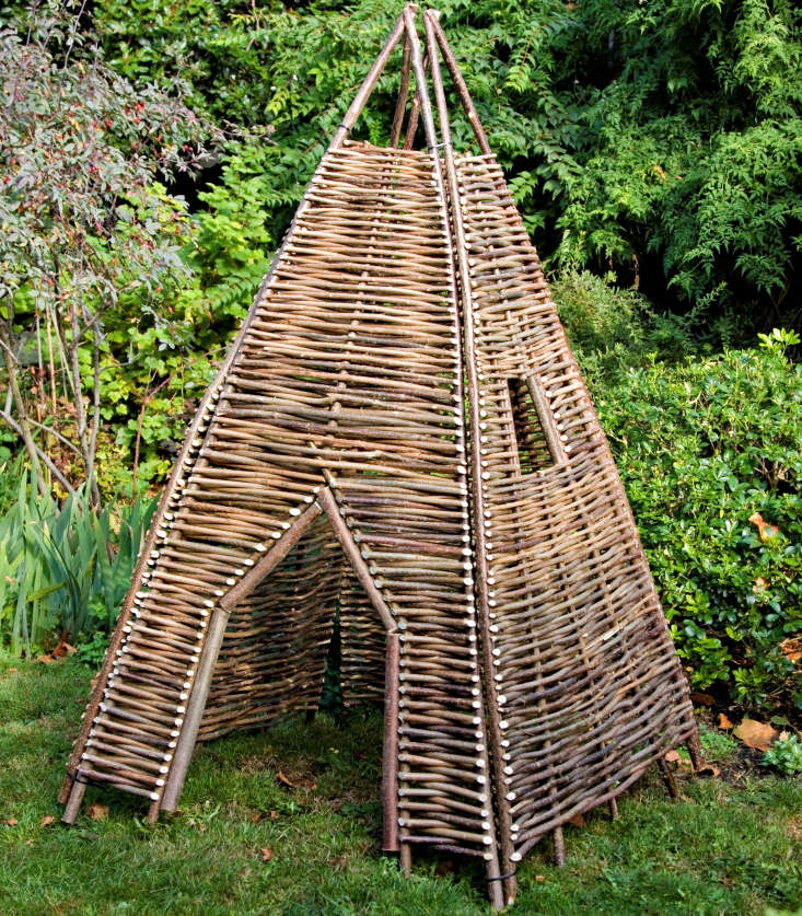 The Twigwam by UK garden accessories company Chairworks.