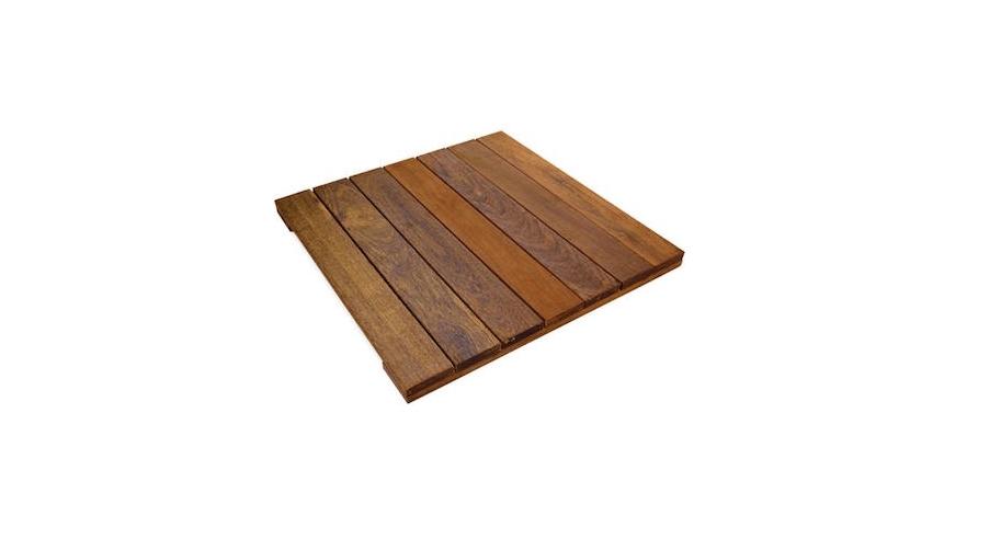 10 Easy Pieces: Wood Flooring for Decks - Gardenista