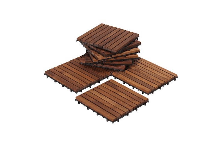 10 Easy Pieces Wood Flooring For Decks Gardenista