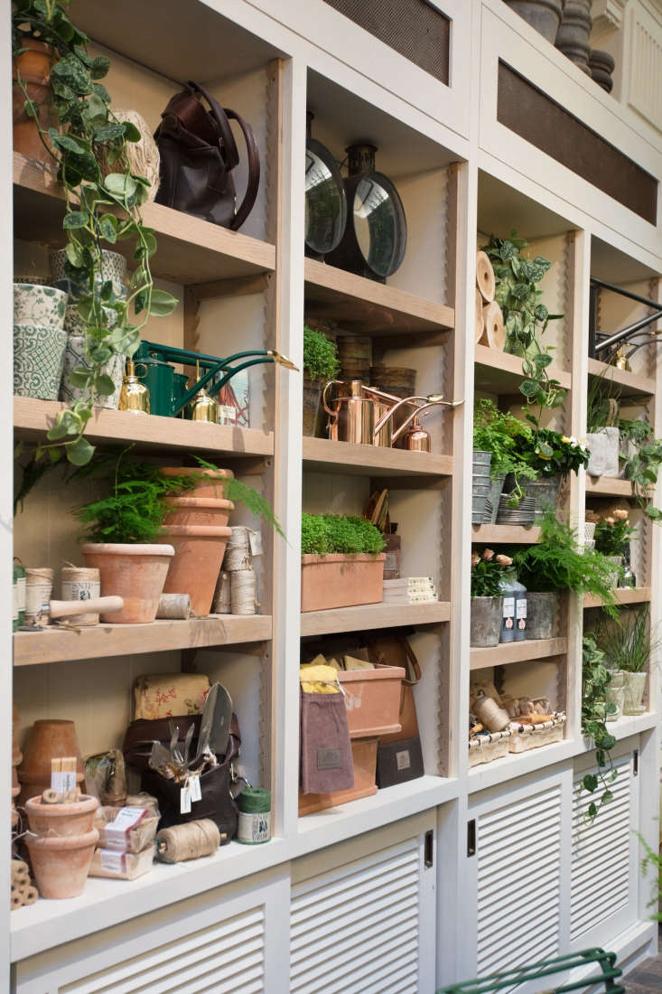 Petersham Nurseries London Covent Garden shop