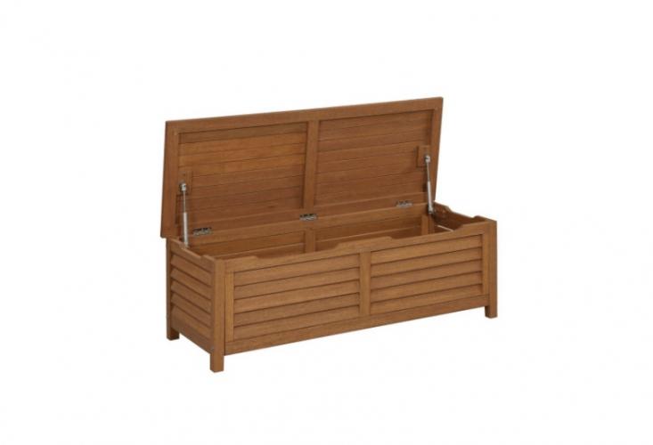 Surprising 10 Easy Pieces Outdoor Storage Benches Gardenista Inzonedesignstudio Interior Chair Design Inzonedesignstudiocom