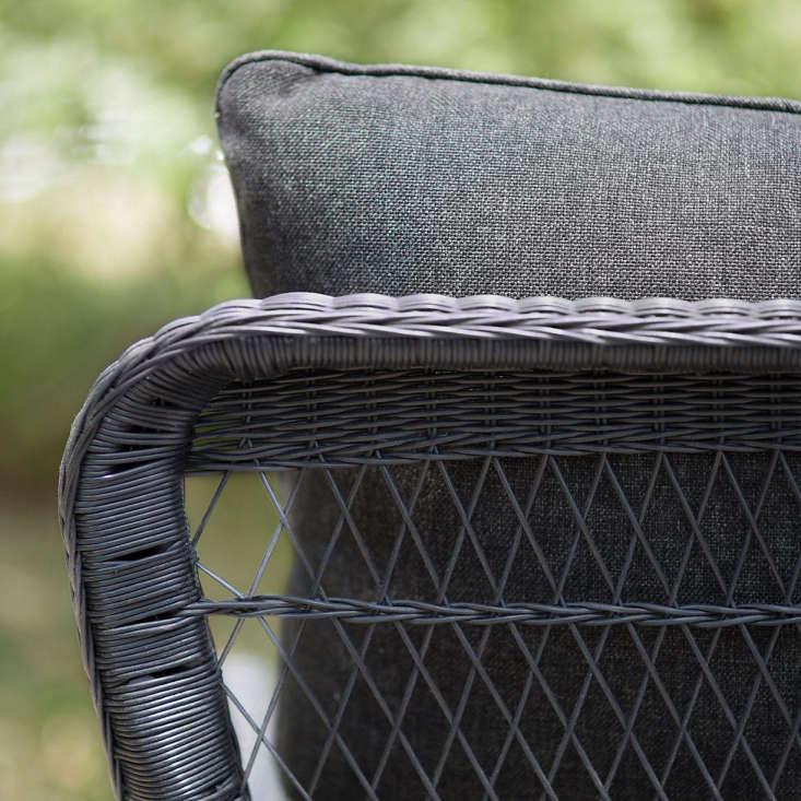 Object of Desire: Classic Black Wicker Furniture - Gardenista