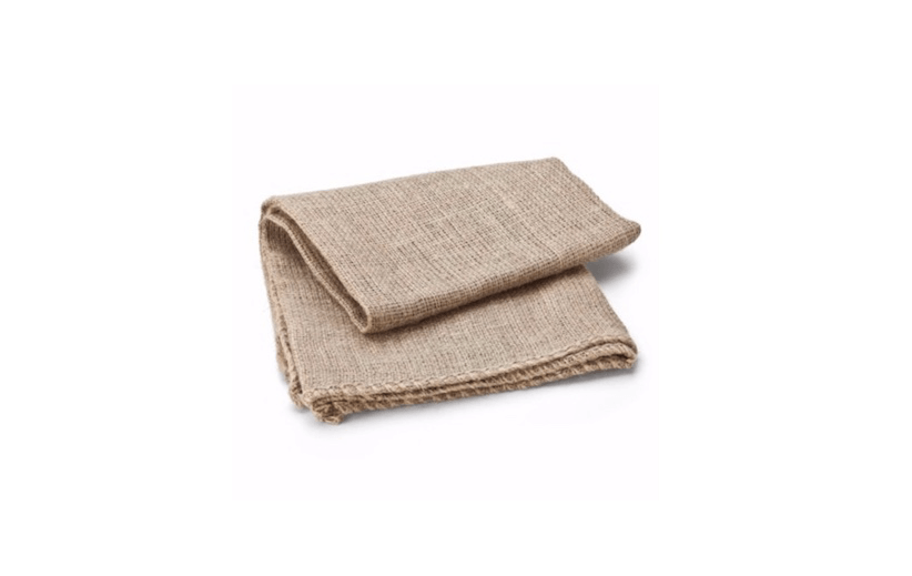 A Winter Protection Jute Garden Sack is €8.50 at Manufactum.