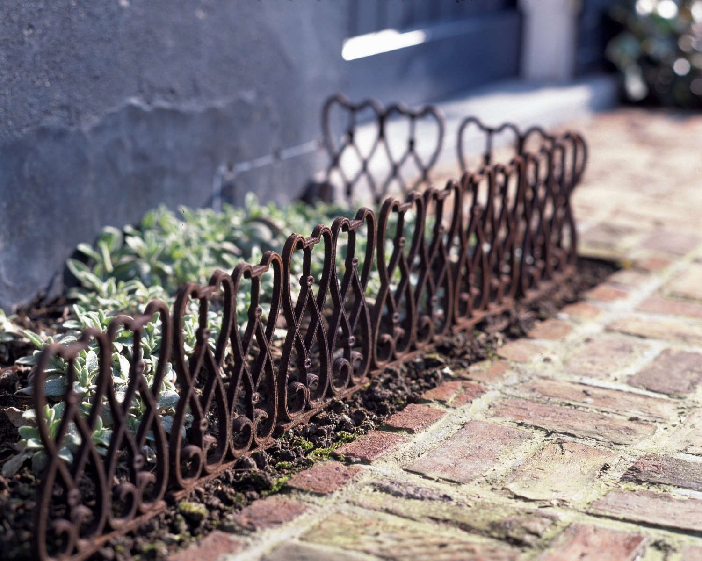 Garden Design 101 Old World Landscape Edging From Belgium