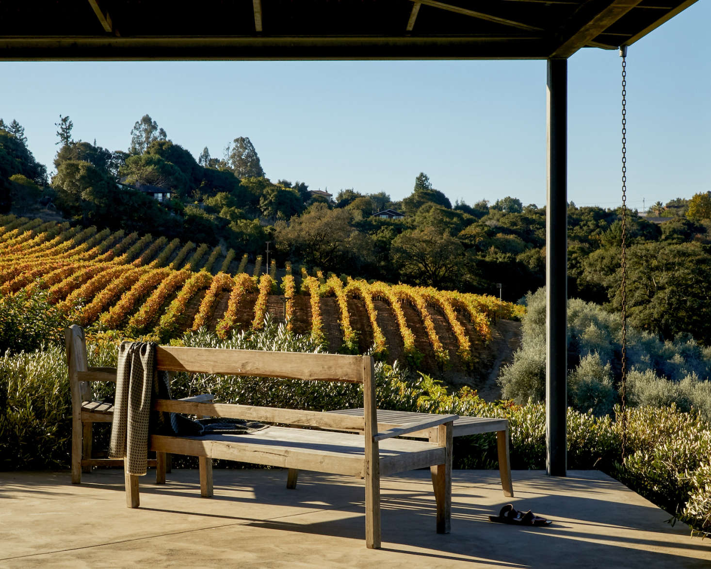 The Winemaker\'s Life: A Garden Idyll in Northern California - Gardenista