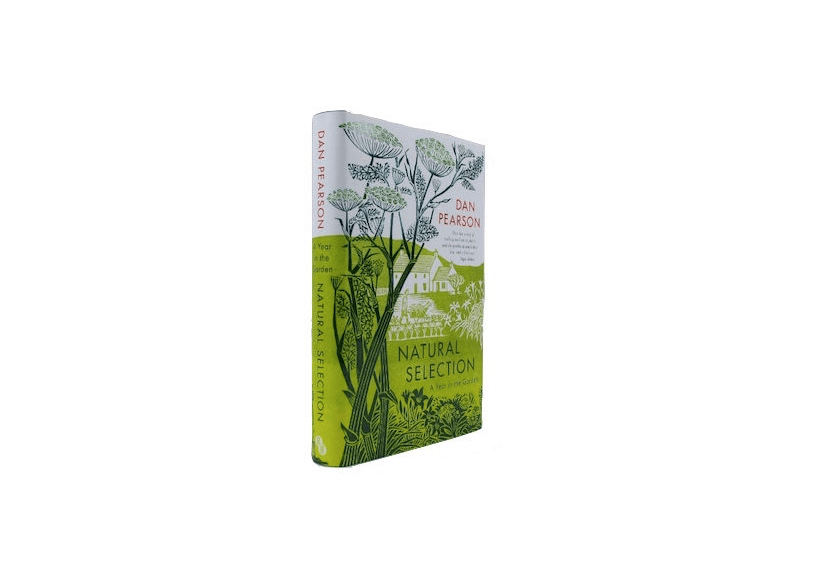 A hardcover copy of Natural Selection: A Year in the Garden is $.80 from Trouva.