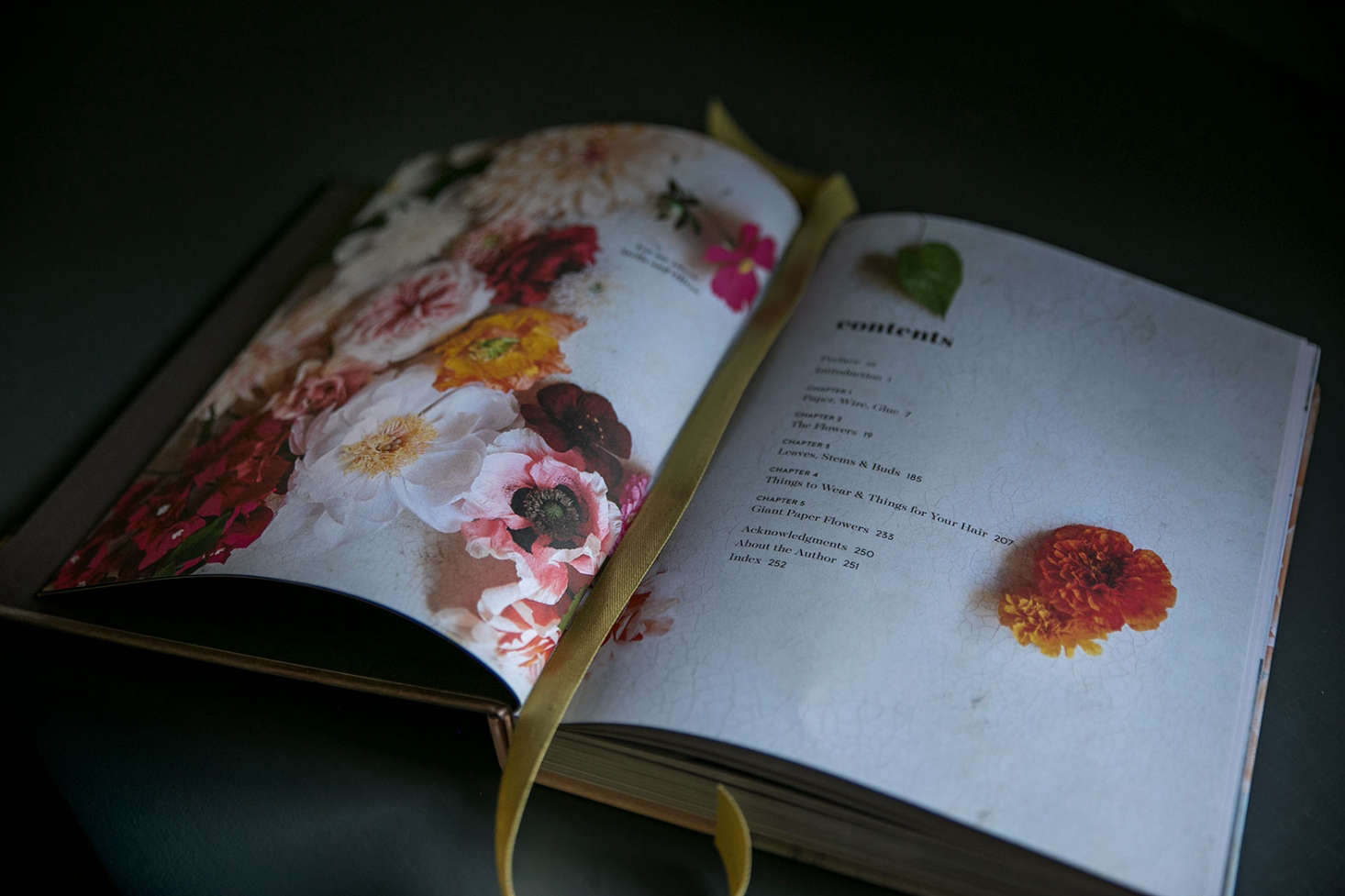 Required Reading The Fine Art Of Paper Flowers Gardenista