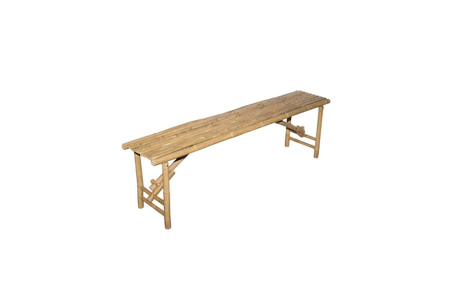 10 Easy Pieces: Folding Bamboo Benches - Gardenista