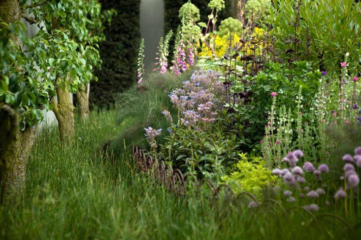See More Of This Garden At Healing Herbs: A Modern Apothecary Garden At The  Chelsea