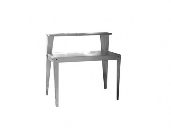 Incredible Amerihome Multi Use Galvanized Potting Bench Creativecarmelina Interior Chair Design Creativecarmelinacom