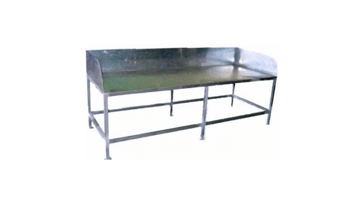 10 Easy Pieces: Industrial-Style Potting Benches - Gardenista