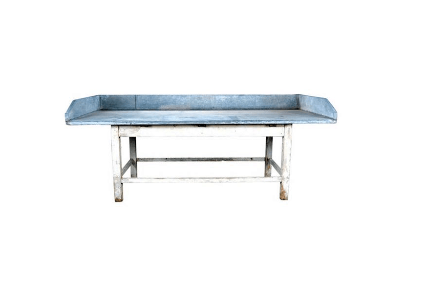 10 Easy Pieces Industrial Style Potting Benches Gardenista