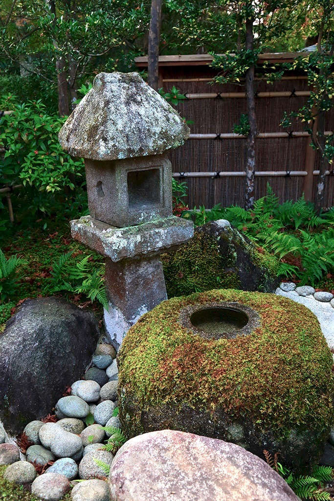 In Part, The Beauty Of A Japanese Garden Comes From What Happens As Its  Elements
