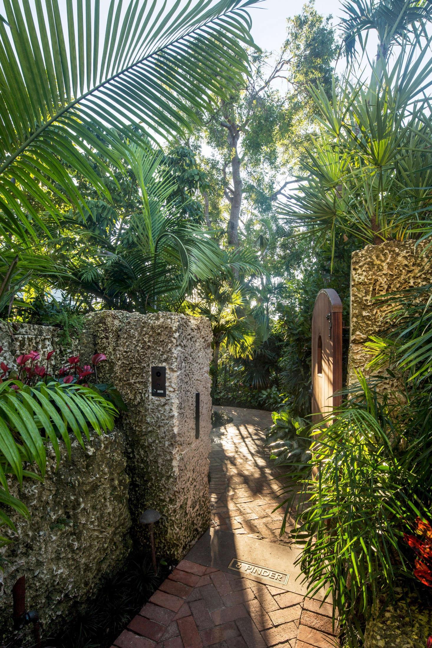 Key West's Secret Garden: A Modern Landscape for an Author ...