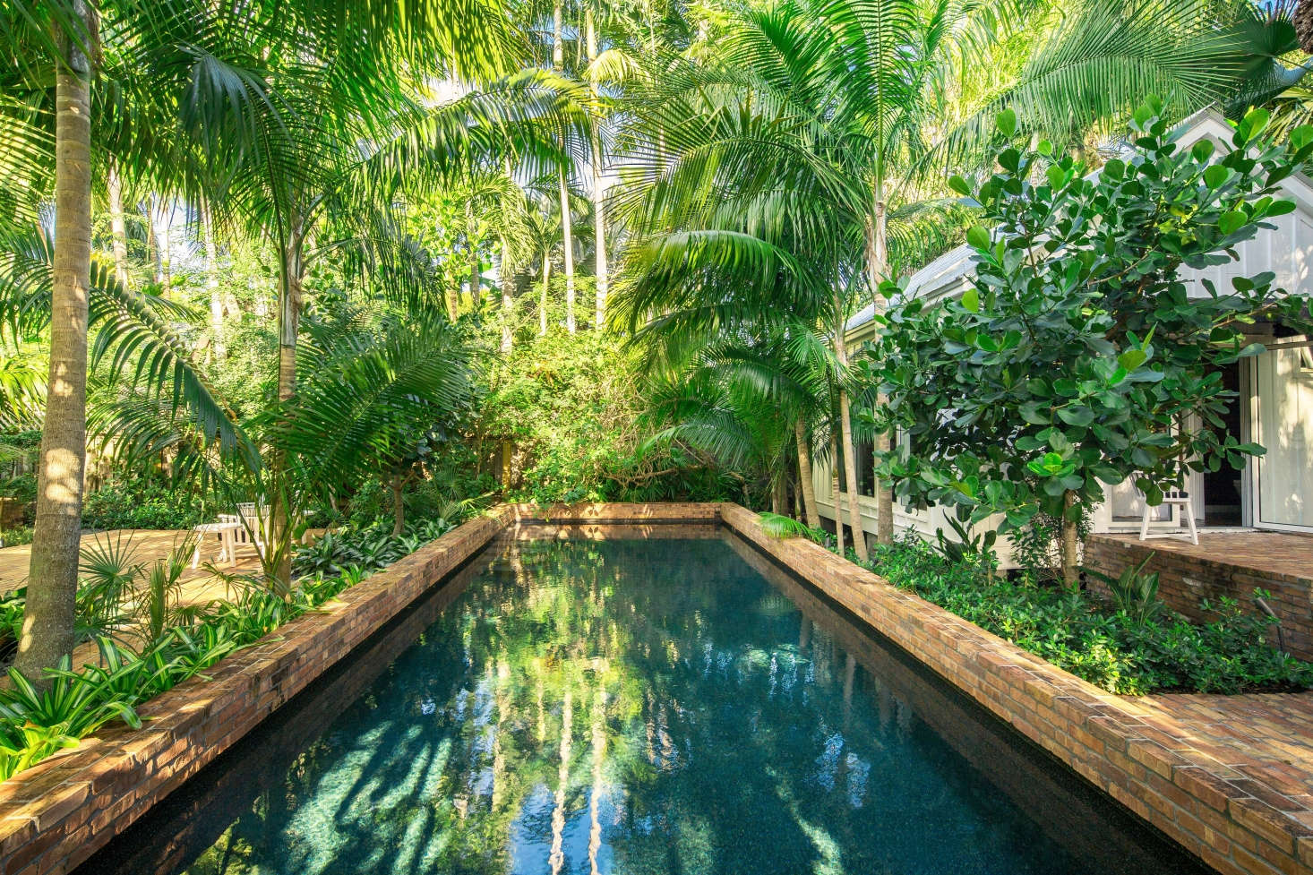 Key West Landscape Architecture: How to Design a Tropical ... on Tropical Backyard  id=41213