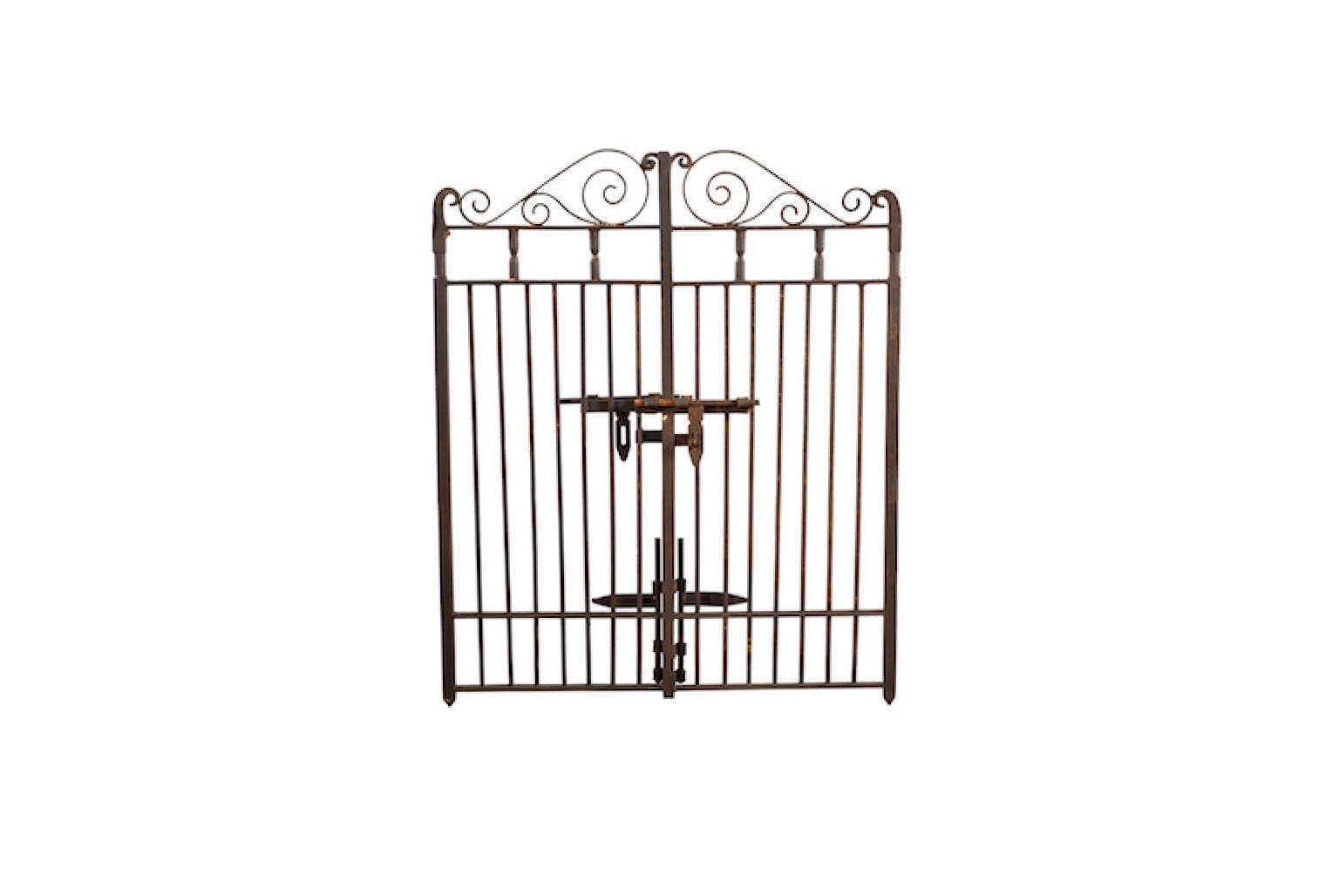 What Does Your Garden Gate Say About You? A Front Gate Announces Your  Intentions With Its Proportions, Style, And Materials. Whether Your Aim Is  Privacy, ...