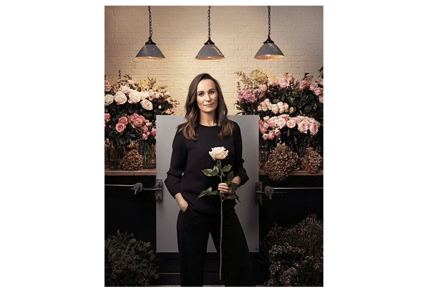 Royal wedding the self taught florist behind the scenes with meghan the royal wedding flowers will be a true reflection of them izmirmasajfo