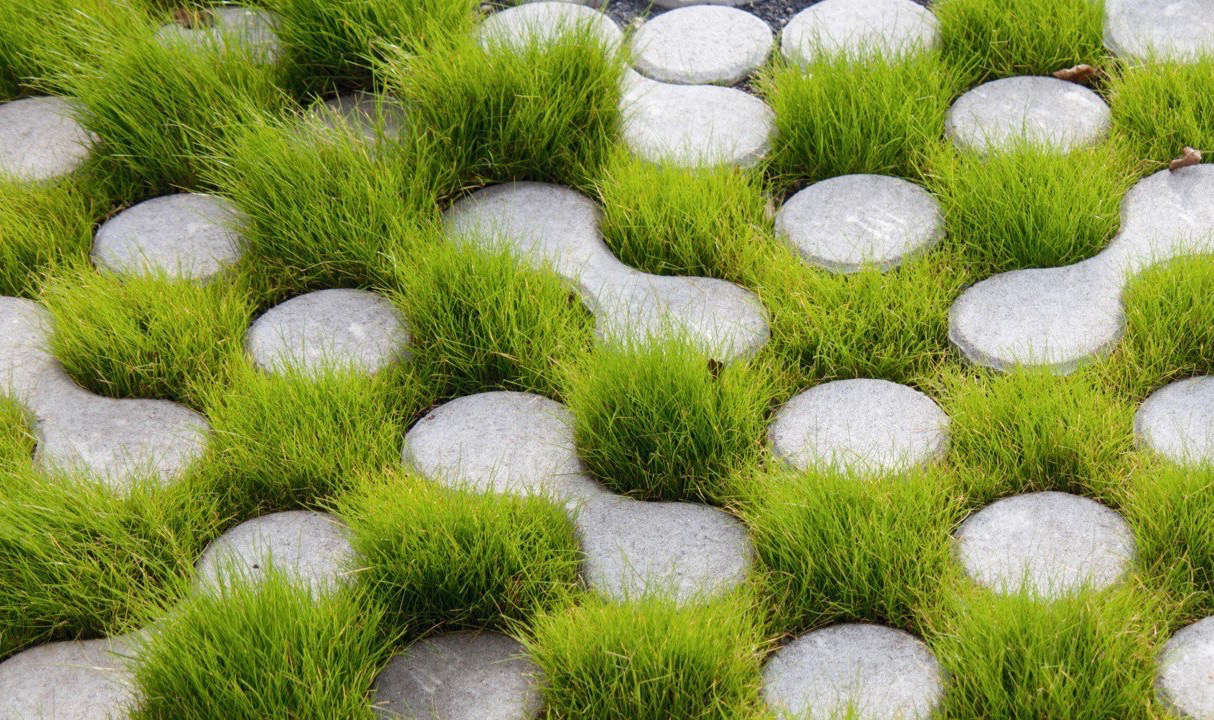 Grass Block Pavers: A Permeable and Sustainable Design