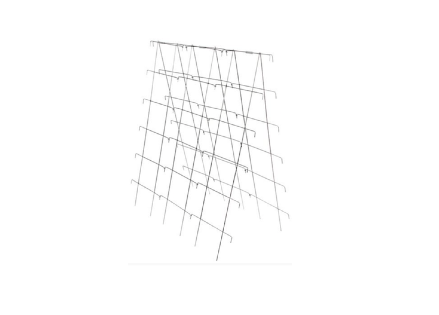 Tomato Cages: Vegetable Garden Trellises, Tripods, and Supports