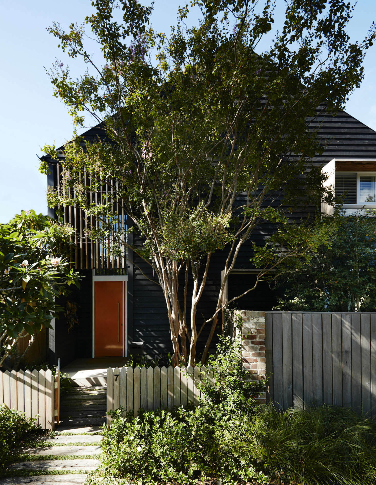 Australian Landscape Architect William Dangar At Home In