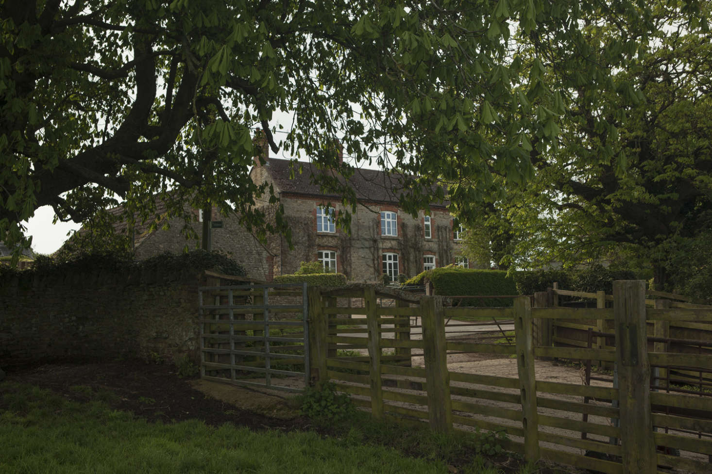 Falls Farm, Northamptonshire.