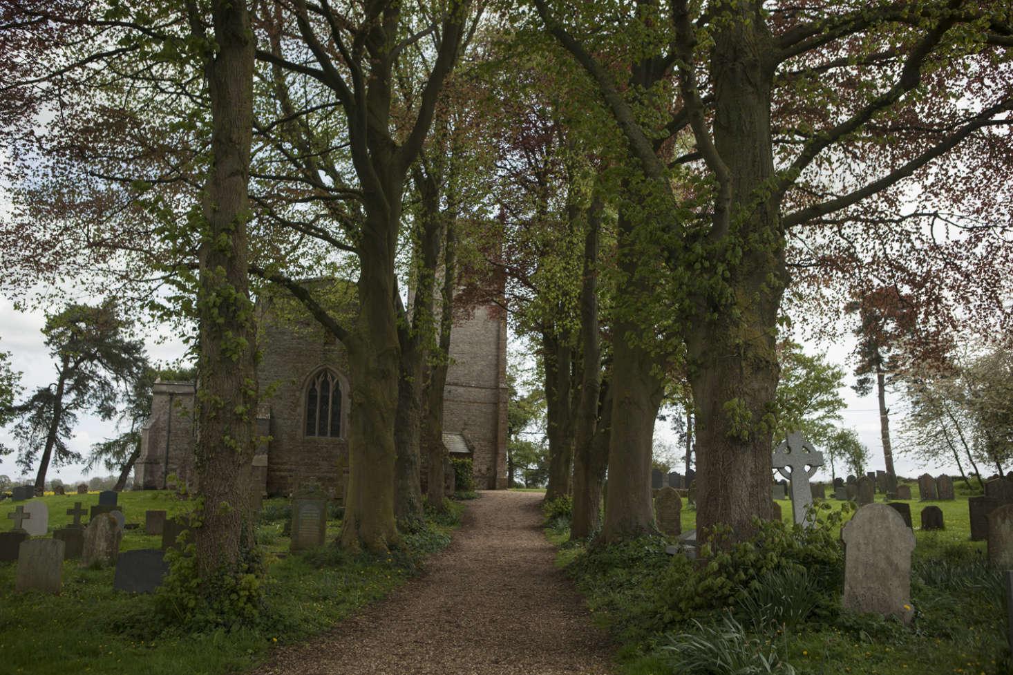 The Church of Saint Peter and Saint Paul at Harrington.