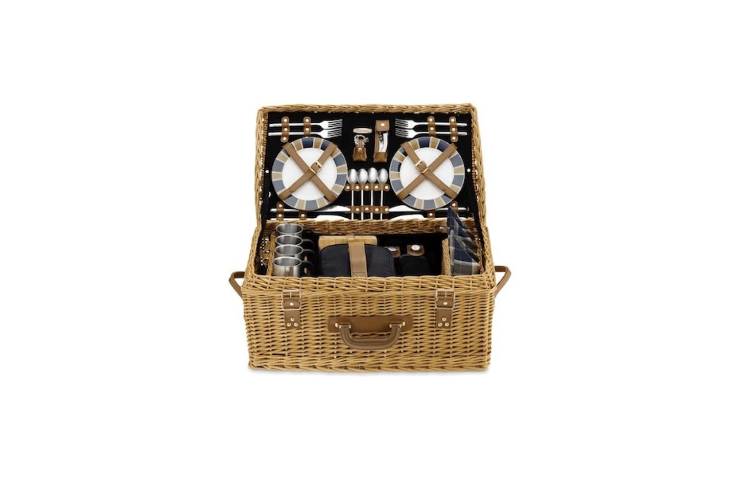 10 Easy Pieces: Picnic Baskets