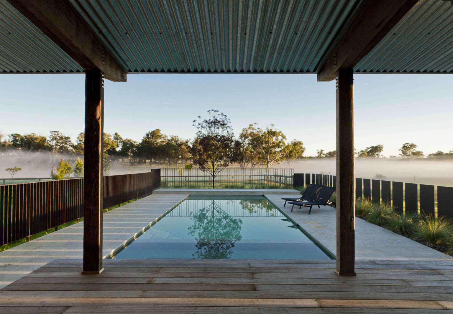 Australian Open: A Romantic Landscape In The Southern