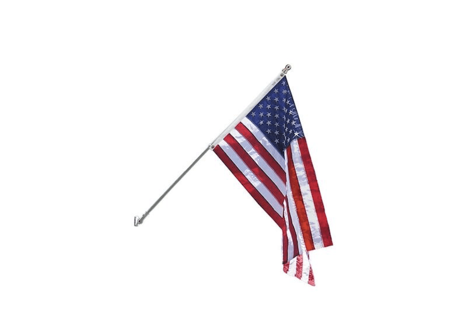 Flagpoles 10 Ways To Fly A Flag Outdoors