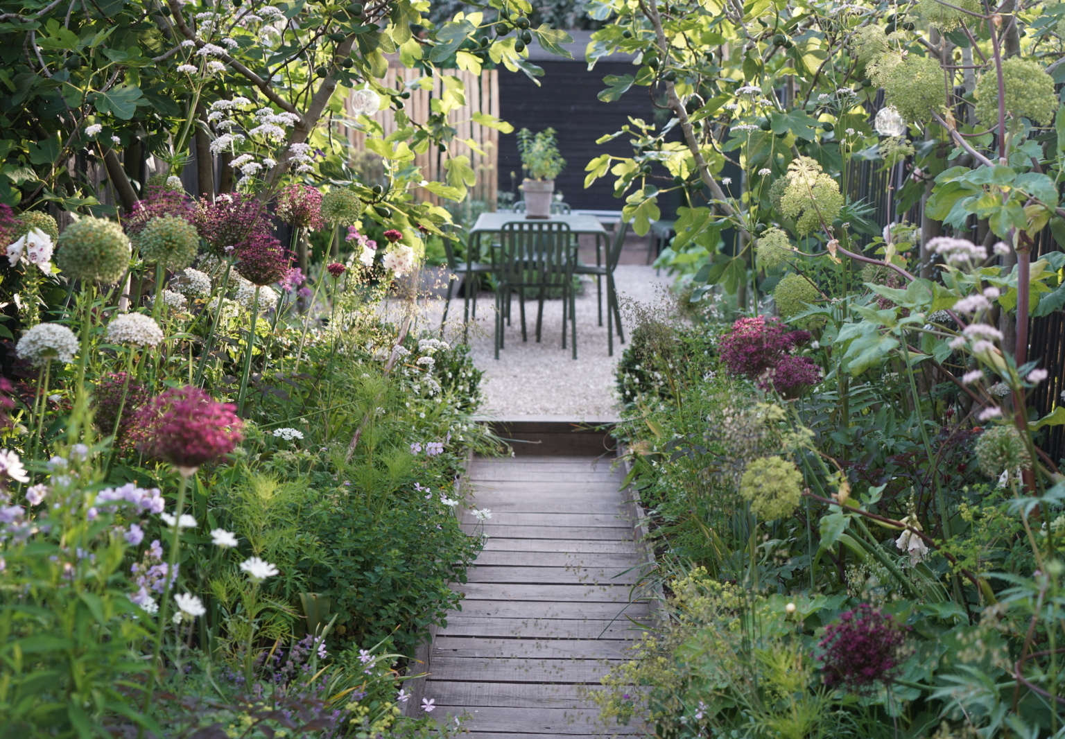 Before After A Seaside English Garden By Farlam Chandler