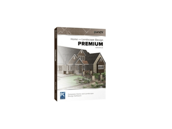 Punch! Home & Landscape Design Premium
