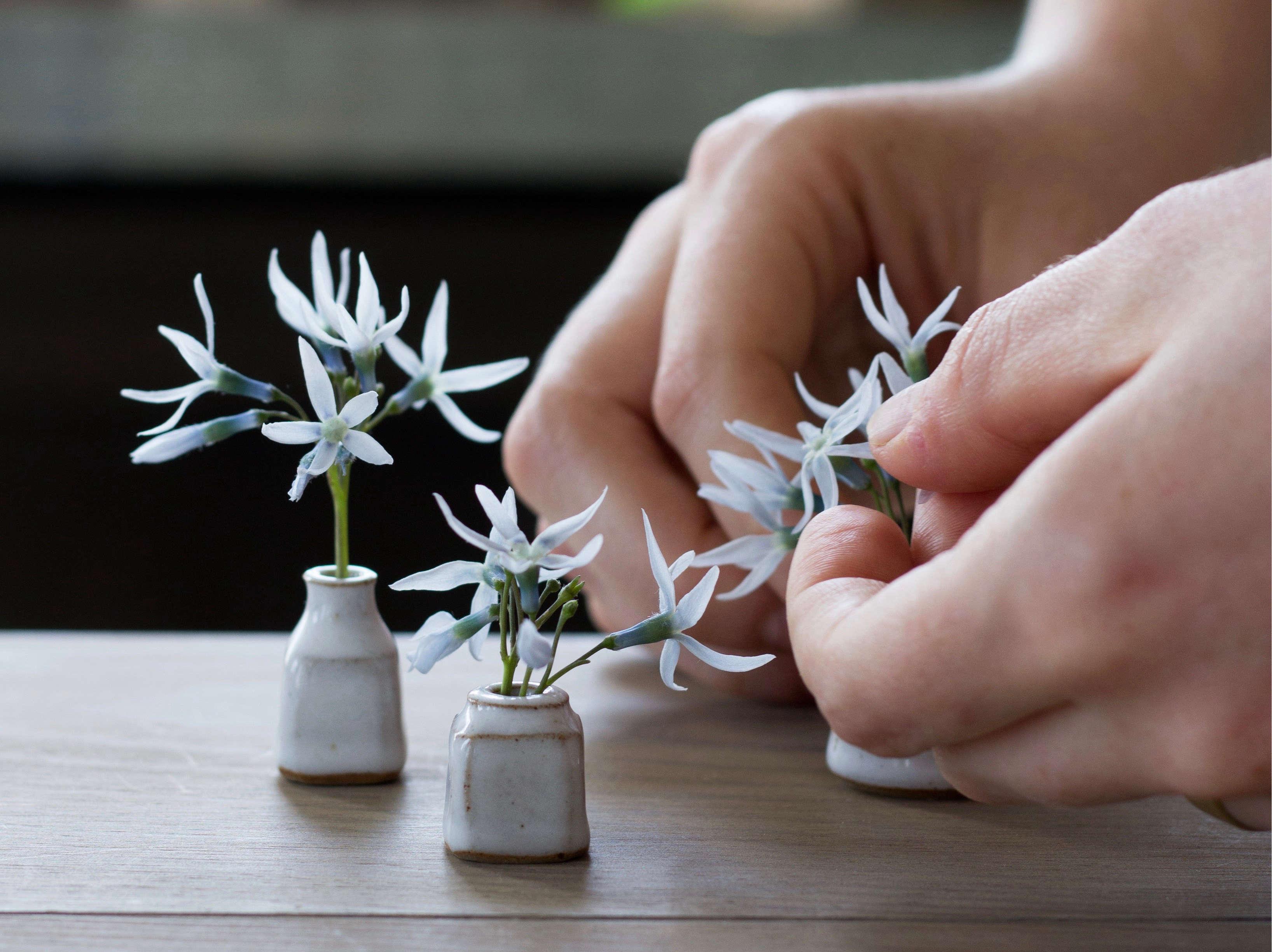 Tiny Bouquets 8 Ideas For Floral Arrangements In Miniature Vases