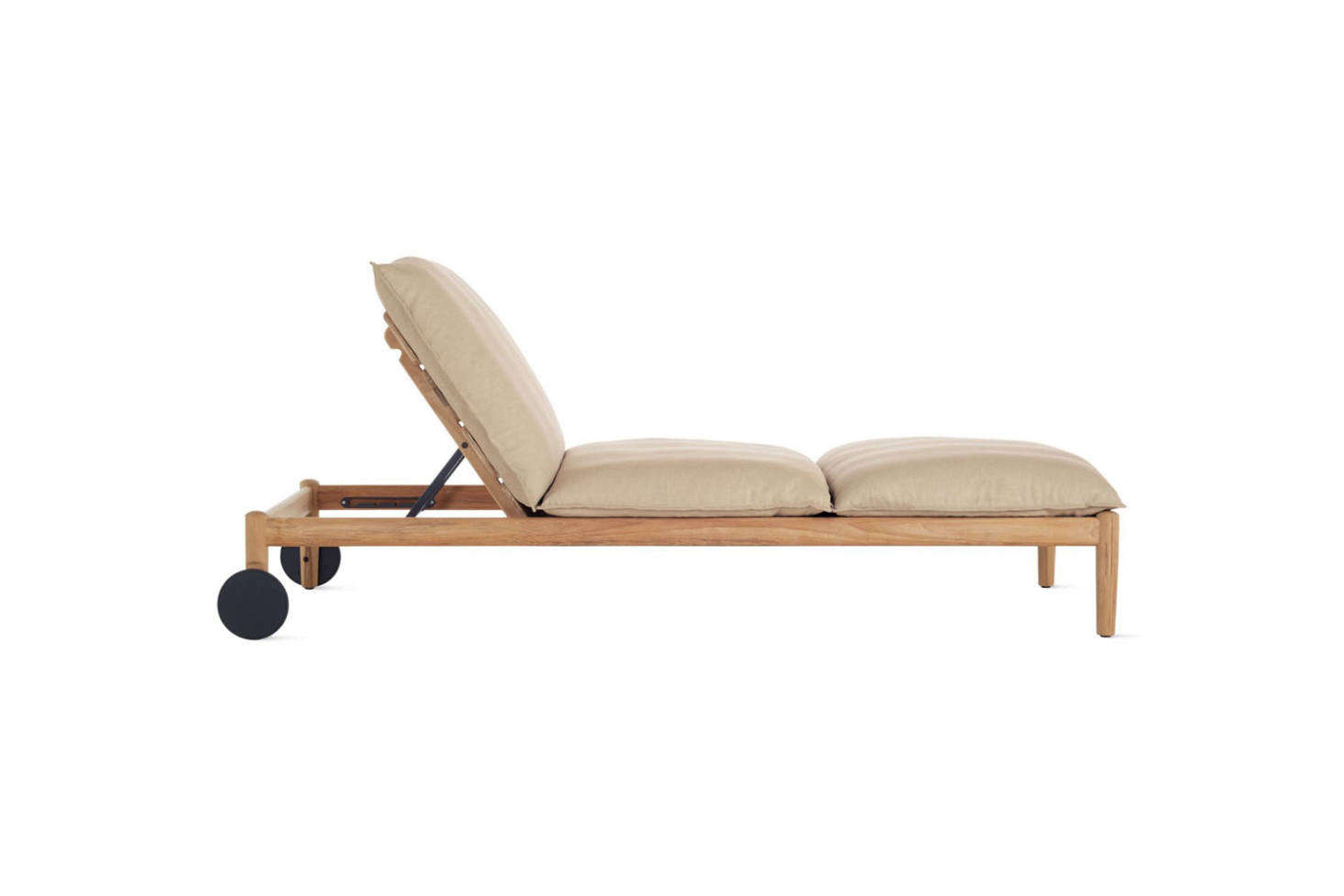 The Terassi Chaise Is Designed By Studio Tolvanen From Helsinki Its Inspired 1930s