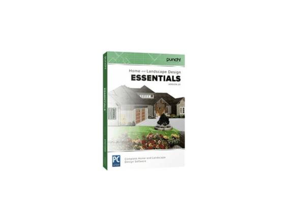 Punch! Home & Landscape Design Essentials