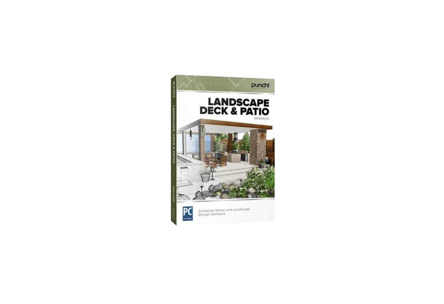Landscape Deck & Patio is $39.99 from Punch. - 10 Best Landscape Design Software Programs Of 2018 - Gardenista
