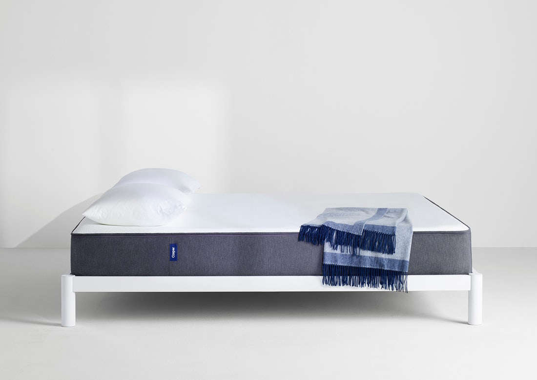 Casper's mattress selection includes three models: the original and much-reveredCasper($995 for the queen size), the ergonomicWave($1,995), and the streamlinedEssential($600).