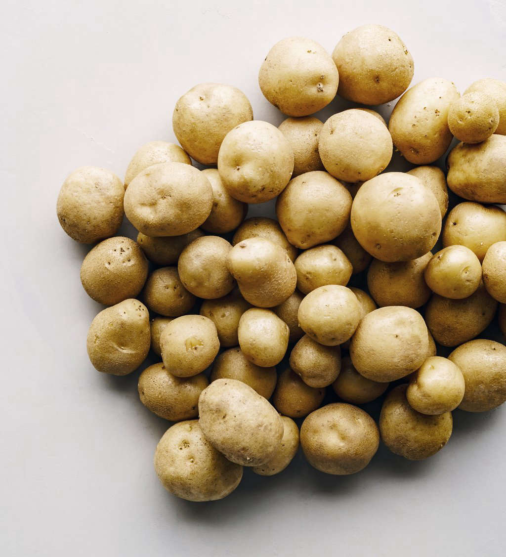 Currently sold out, a pound of Upstate Abundance Potato starts is $9.95.