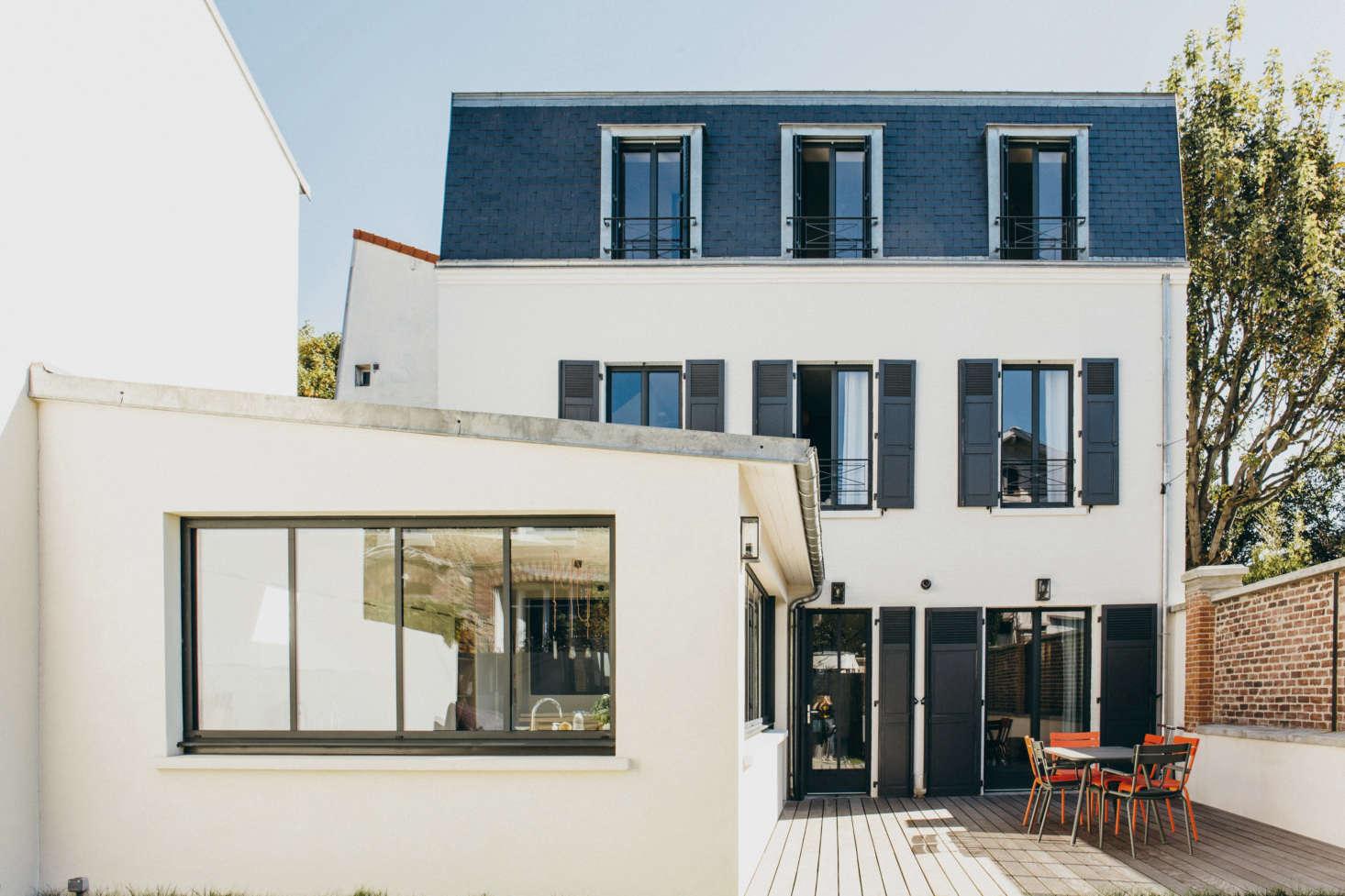 10 Easy Pieces Parisian Designers Exterior Paint Picks Gardenista