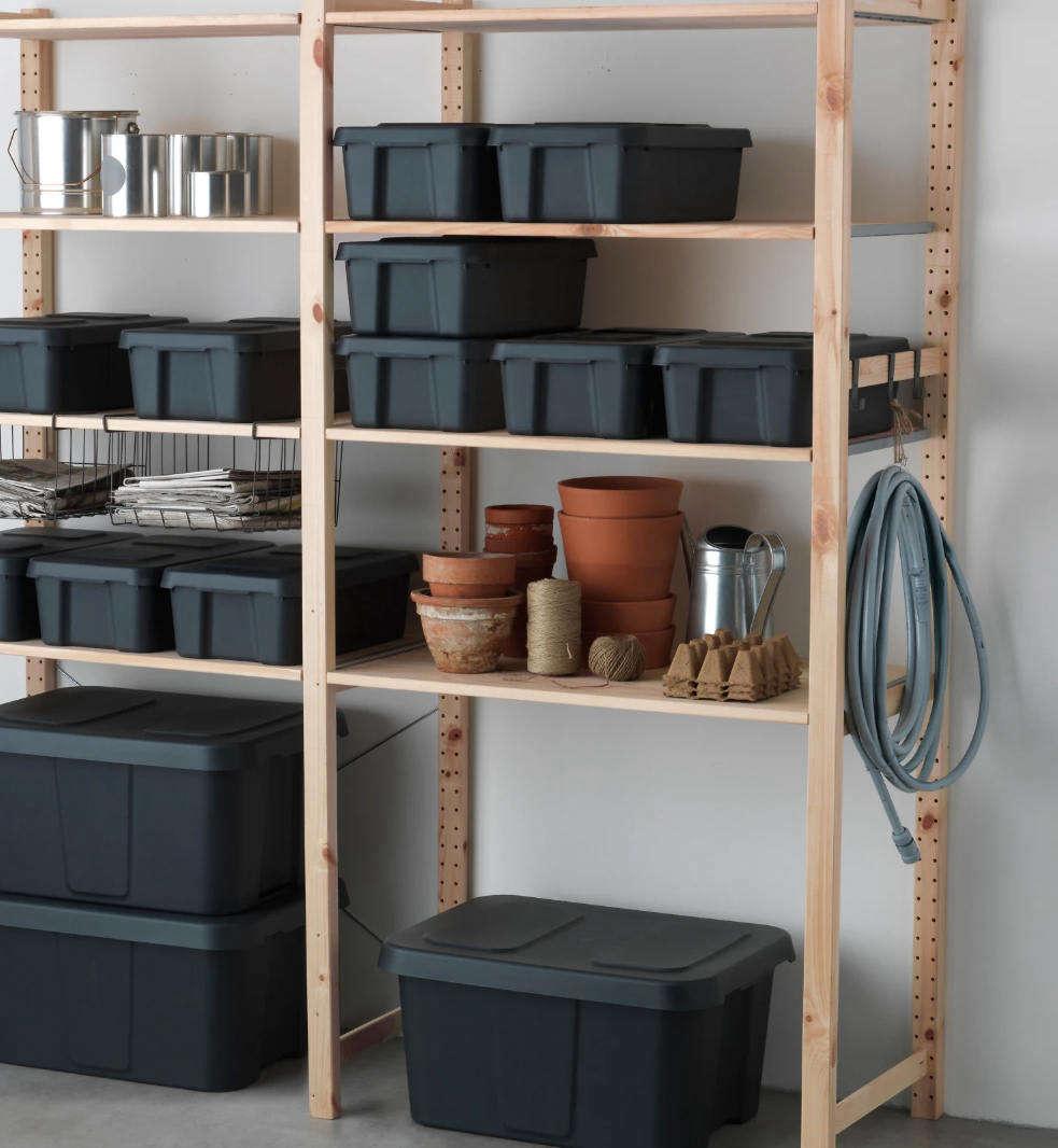 10 Easy Pieces Garage Storage Bins Gardenista