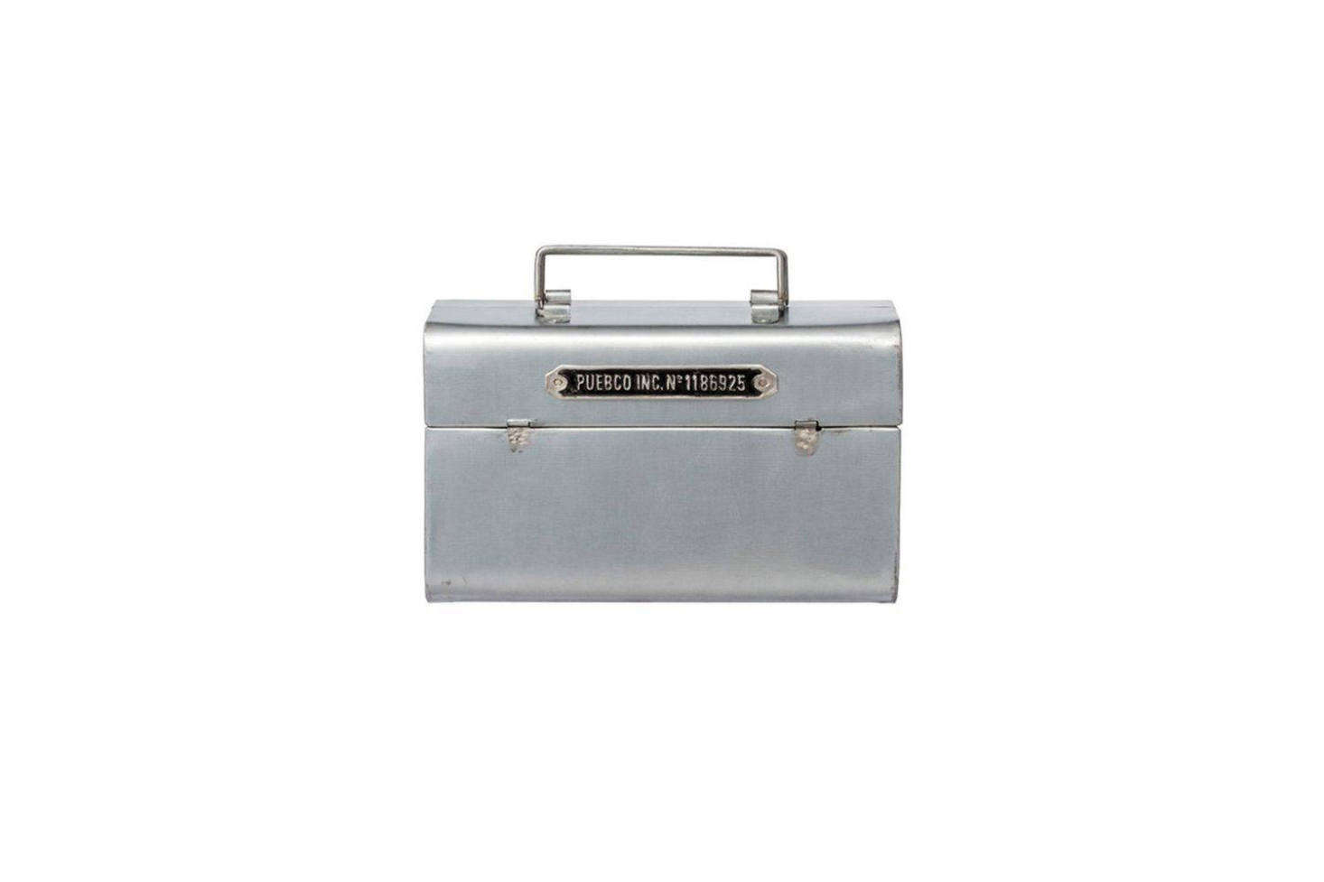 My personal favorite (this is the toolbox I bought recently) is from Puebco, a Japanese utilitarian company we&#8